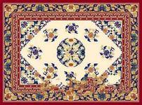 新疆地毯图片