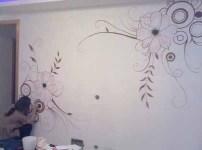 墙面装饰图片