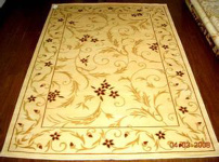 西藏地毯图片
