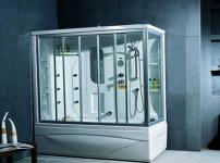阿波罗整体淋浴房图片