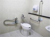 无障碍卫生间图片