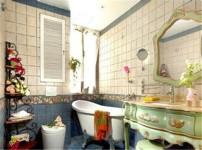 下沉式卫生间的图片