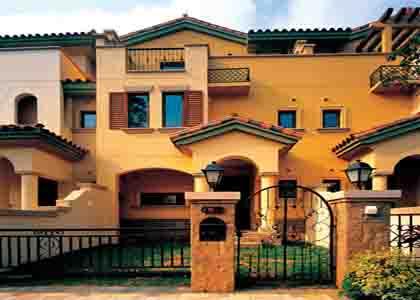 地中海建筑风格