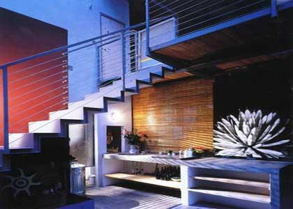 钢结构阁楼