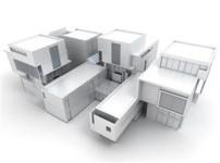 3d打印建筑图片