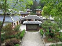 汉代建筑图片