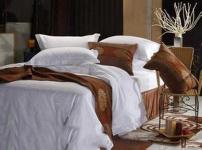 酒店床上用品图片