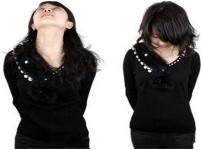 颈椎操图片