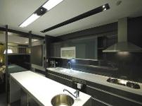 厨房操作台图片