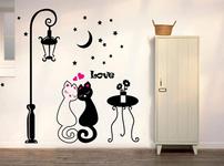 室内墙绘的图片