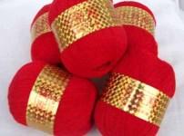 羊绒纱线图片