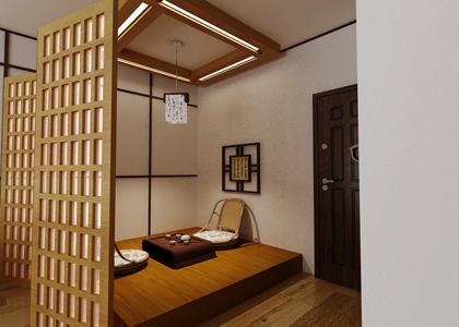 传统日式风格