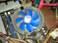 CPU风扇的图片