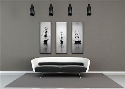 沙发墙装饰画