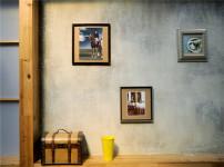 墙面装饰画的图片
