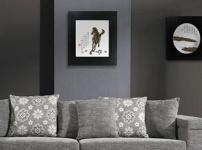 树脂墙画图片