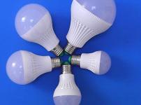 led节能灯泡图片