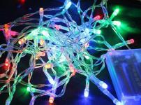 led灯串图片