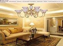 客厅灯具图片