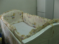 婴儿床垫的相关图片