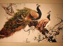 中国刺绣图片