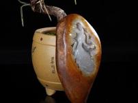和田玉籽料图片