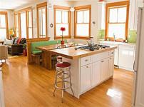 厨房风水的图片