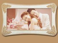 婚纱相框图片