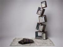 书架摆放风水的图片