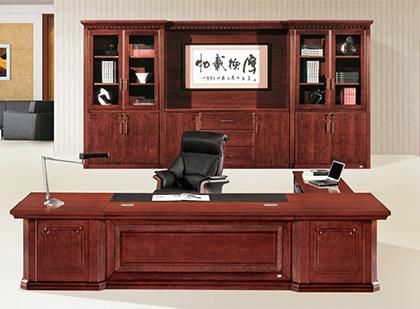 红木办公桌