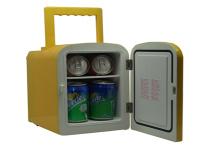 便携式冰箱图片