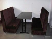 卡座沙发图片