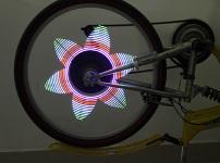 自行车灯图片