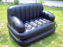 充气沙发图片