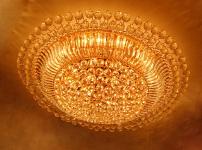 欧式水晶灯图片