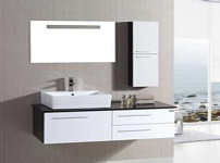 PVC浴室柜图片