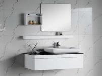 科勒浴室柜图片