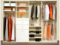 简易衣柜图片