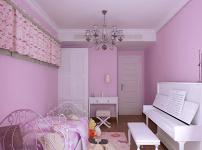儿童房背景墙图片