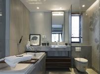 卫浴间隔断图片