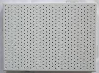 穿孔铝板图片