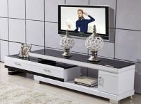可伸缩电视柜的图片