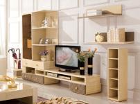 实木电视柜的图片