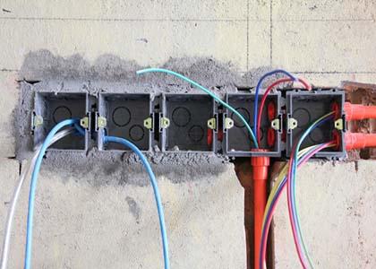 水电施工注意事项