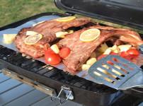 碳烤炉的图片