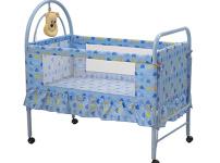 婴儿铁床的相关图片