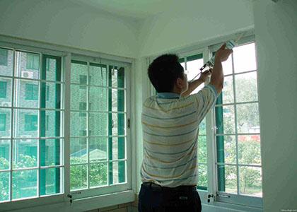 防盗窗安装
