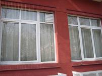 防盗窗安装图片