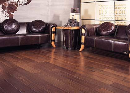 复合地板安装