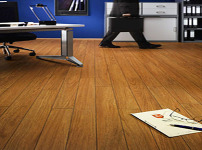 复合地板安装图片